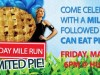 FRC's Fundraiser Event: The Pi(e) Day Mile